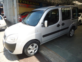 Fiat Doblò 1.8 Mpi Essence 16v 7lugar Flex 4p Manual