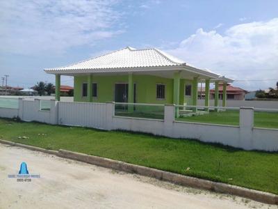 Casa A Venda No Bairro Figueira Em Arraial Do Cabo - Rj. - 335-1
