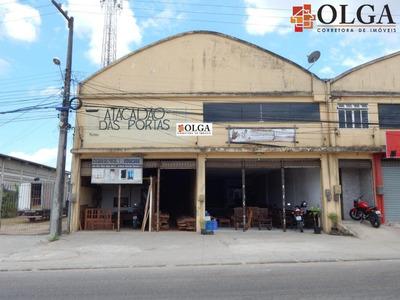 Galpão Comercial À Venda, Gravatá. - Ga0011