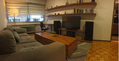 Comodo Apartamento Amueblado 1 Dormitorio Zona Cordon