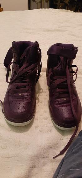 Zapatillas Nike Air Violeta Nuevas