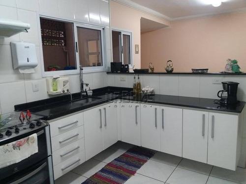 Casa Com 3 Dormitórios À Venda, 236 M² Por R$ 699.000 - Vila Lucinda - Santo André/sp - Ca0289