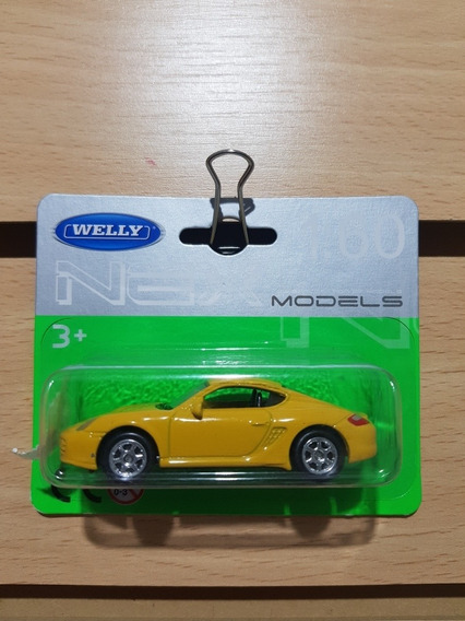 Welly - Porsche Cayman S - Escala 1/60