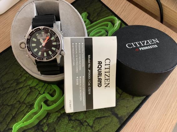 Relógio Citizen Aqualand Jp2000-08e