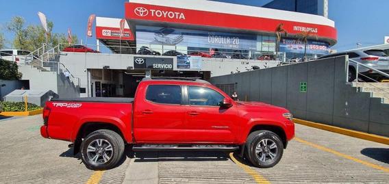 Toyota Tacoma 4p Trd Sport Ed. Esp. V6/3.5 Aut 4x4
