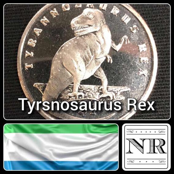 Sierra Leona - 1 Dolar - Año 2006 - Tyrannosaurus Rex