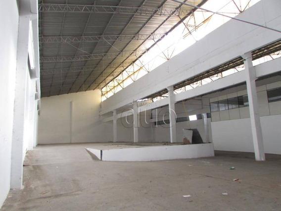 Barracão À Venda, 1305 M² Por R$ 3.800.000 - Centro - Piracicaba/sp - Ba0234