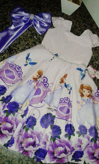 Vestidos Infatil De Festa