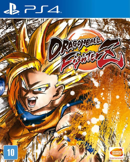 Dragon Ball Fighter Z Ps4 Legendado Original 1