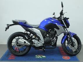 Yamaha - Fazer 250 Cc - Freios Abs Todas As Cores