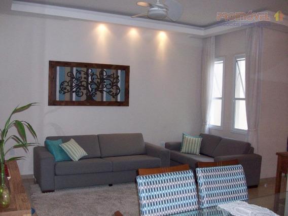 Casa Térrea - Condomínio Ilha Das Águas - Salto Sp - Ca0942