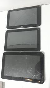 3 Tablets 2 Cce E 1 Philco Para Peças