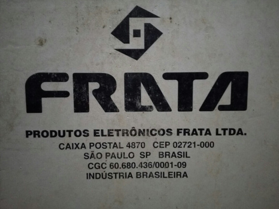 Flash Frata 161s Semi Novo