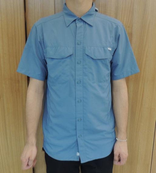 Camisa Columbia Silver Ridge Short Sleeve Shirt