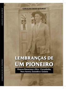 Livro: Lembranças De Um Pioneiro