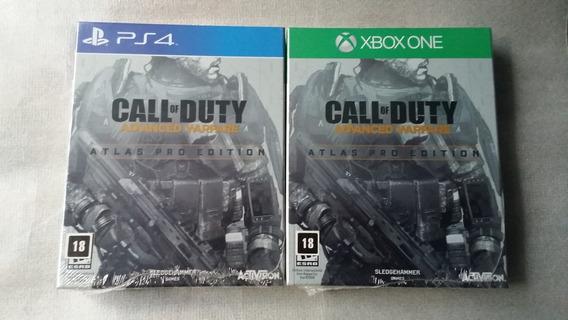 Call Of Duty Advanced Warfare Atlas Pro Edition Ps4/xbox One