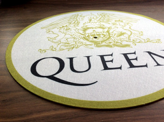 Slipmat / Paño Profesional Para Tornamesa (queen)