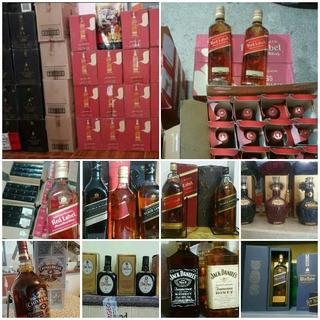 Whisky Johnnie Walker Red Label Etiqueta Roja Otros Licores