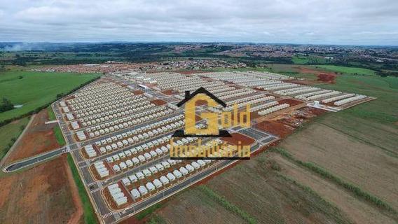 Terreno À Venda, 160 M² Por R$ 132.000 - Jardim Cristo Redentor - Ribeirão Preto/sp - Te0152