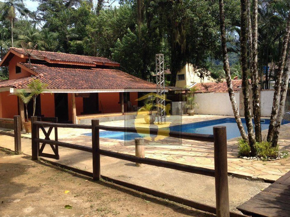 Casa Temporada , Sertão Do Cambury, São Sebastião. - Ca0026