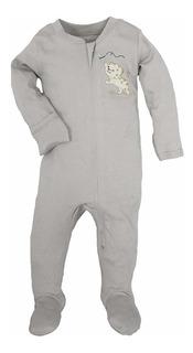 Wild Baby Pijamas Para Bebés De Algodón Orgánico Con Cer