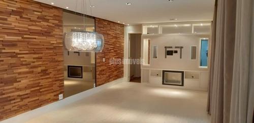 Excelente Apartamento, Acabamento Premium - Ab133636