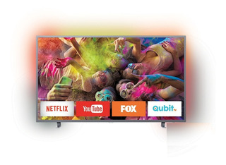Smart Tv Led 4k 65 Philips Mod. 65pug6703/77 En 18 Cuotas