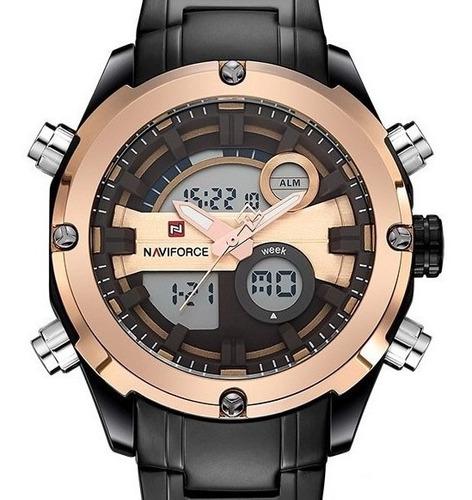 Reloj Naviforce 100% Nuevo, En Caja Original De Alta Calidad