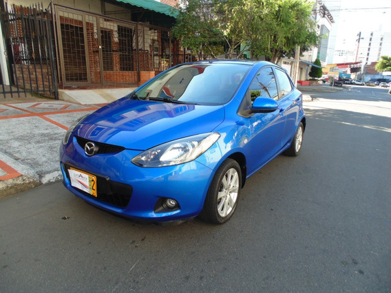 Mazda 2 2008 Azul