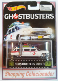 Hot Wheels - Ghostbusters - Ecto 1
