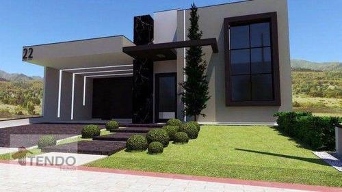 Imagem 1 de 15 de Imob02 - Casa 196 M² - Venda - 3 Dormitórios - 1 Suíte - Colinas De Indaiatuba - Indaiatuba/sp - Ca0753