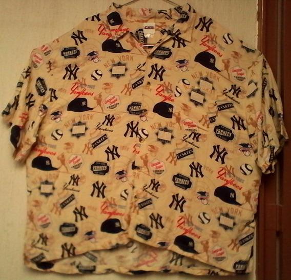 Camisa De Baseball De New York Yankees.