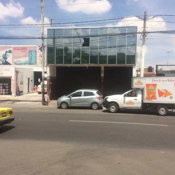 Local Comercial Con Oficina Dos Pisos (excelente Ubicación)