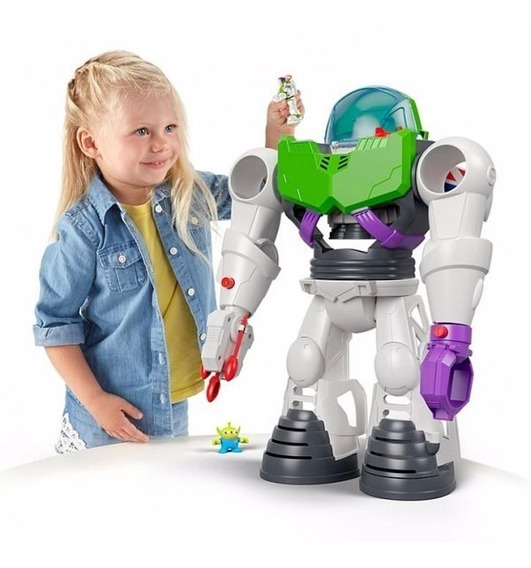 Toy Story 4 Buzz Lightyear Imaginext