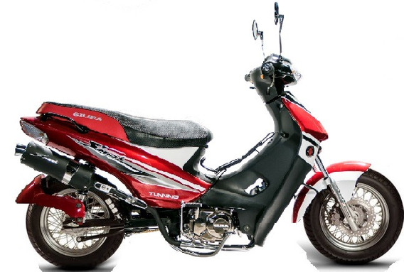 Gilera Smash 110 Tunning New Multi Rayo Y Disco Eccomotor