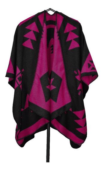 Capa / Poncho / Colores - Navajo Y Boho
