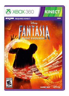 Disney Fantasia Music Evolve Xbox 360 Nuevo (en D3 Gamers)