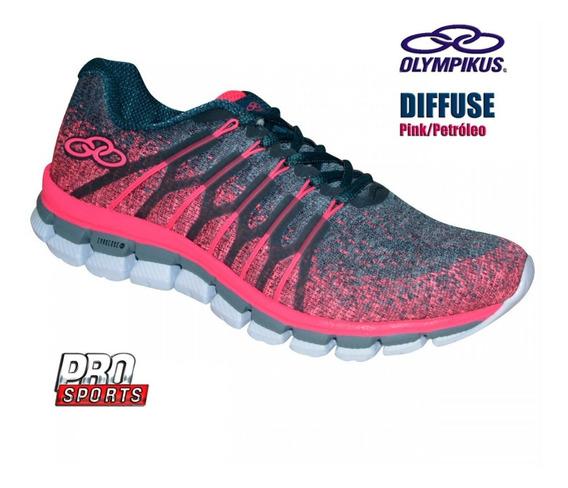 Olympikus Tenis 43644463 Diffuse Pink Petroleo - Original Hd