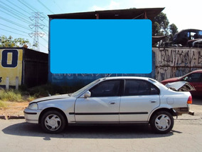 Peça Honda Civic 97 98 99 00 Porta Lateral Manga Cubo Caixa