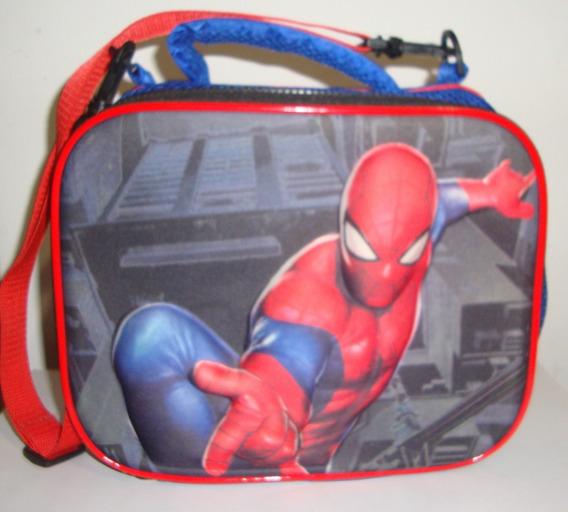 Lunchera Spiderman Marvel