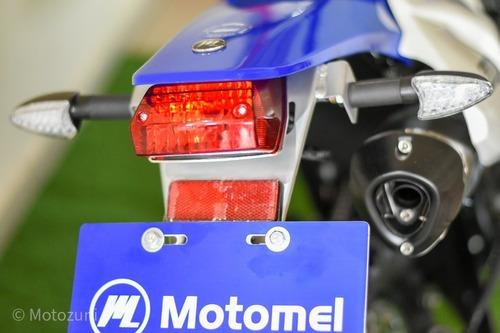 Motomel Skua 125 San Miguel