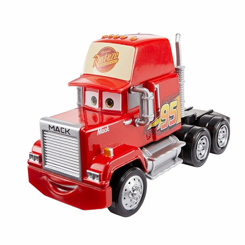 Imagem 1 de 3 de Mack - Carros 3 De Luxo - Mattel - Bonellihq A21 Cr3