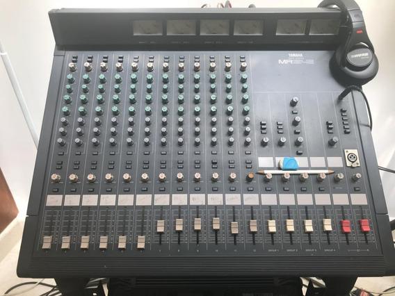 Mesa De Som 12 Canais Yamaha