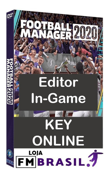 Combo Football Manager 2020 + Editor In-game Steam