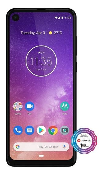 Celular Motorola Moto One Vision 4gb 128gb Desbloqueado