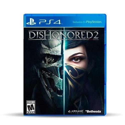 Dishonored 2 (nuevo) Ps4 Físico, Macrotec