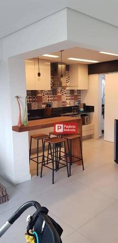 Apartamento Com 3 Dormitórios À Venda Moema - São Paulo/sp - Ap25543