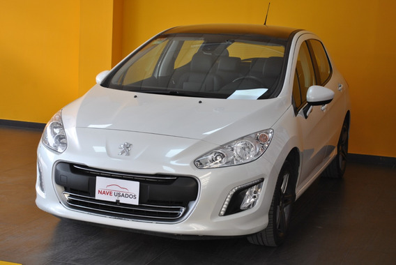 Peugeot 308 1.6 Sport At Blanco 5 Puertas Oxt