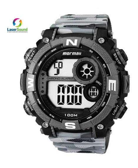 Relógio Mormaii Masculino Mo12579a/8c, C/ Garantia E Nf