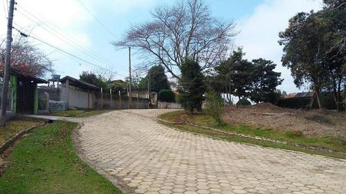 Terreno Residencial À Venda, Jardim San Ressore (caucaia Do Alto), Cotia. - Te0563
